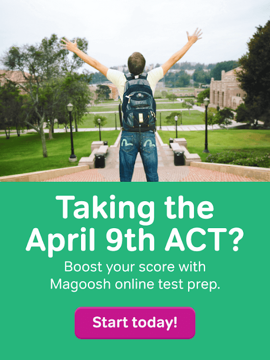 What is the PreACT? | Magoosh High School Blog