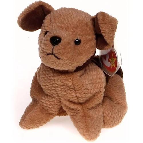 95cae3f664c Ty Beanie Baby Tuffy The Terrier Dog Retired 4108 - Google Express