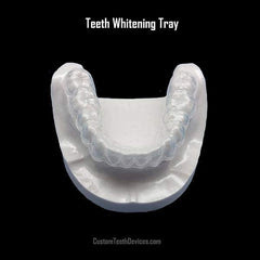Custom Teeth Whitening Trays Invisible Retainers