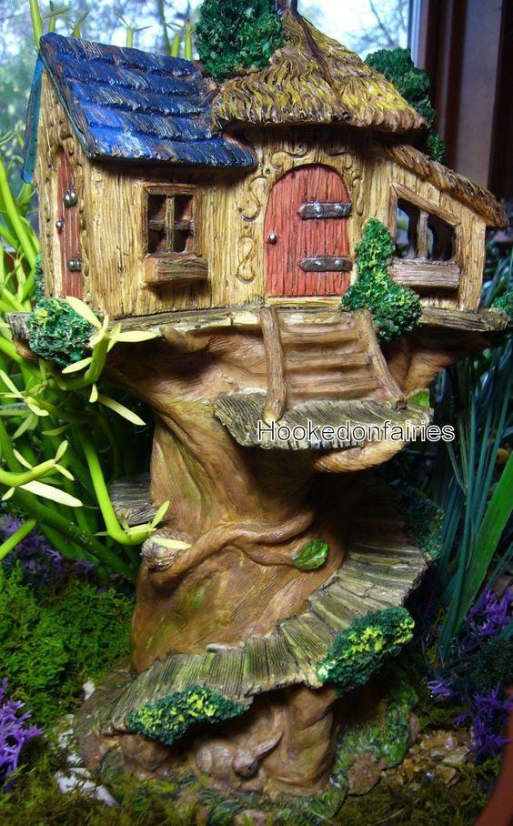 miniature tree houses 18