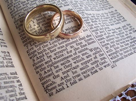 What We All Forget About Christian Marriage Vows