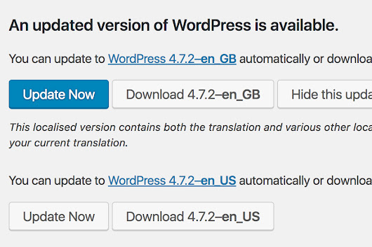 How to update your WordPress website and plugins