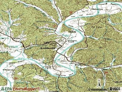 Burkesville Kentucky Ky 42717 Profile Population Maps
