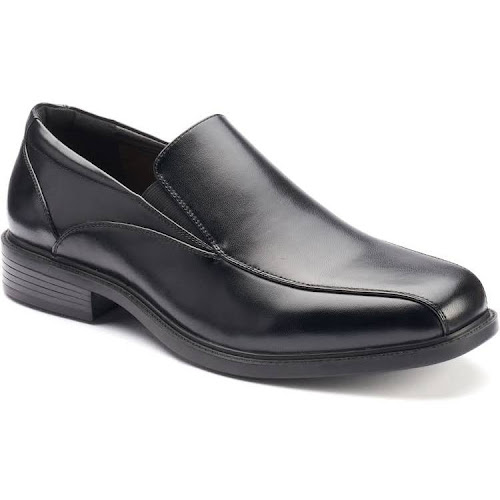 865a7753a Croft & Barrow Perry Men's Ortholite Bicycle-Toe Dress Shoes - Black ...