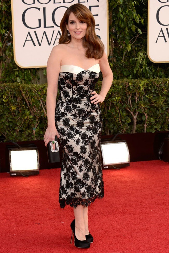 10 Tina Fey - 70th Golden Globe Awards ceremony - LA - gettyimages low res ferragamo pumps