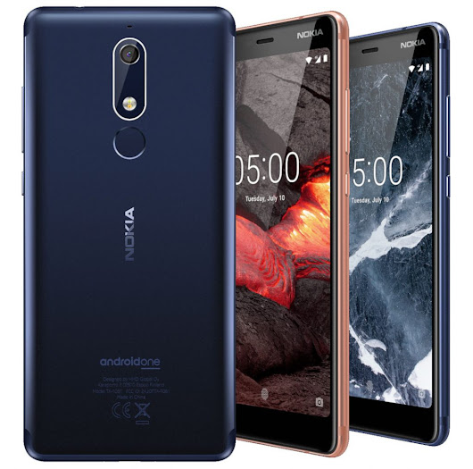 Nokia 5.1 Plus launches in India with mid-range specs: Priced at Rs 10,999 - GoAndroid