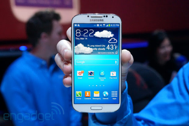Galaxy S 4 preorders live in Canada today, $199 on a threeyear commitment