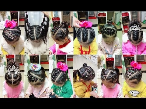 22 baby girl hairstyles for daily basis - 2020