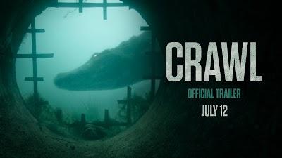مراجعة فيلم Crawl صراع من اجل البقاء 2019