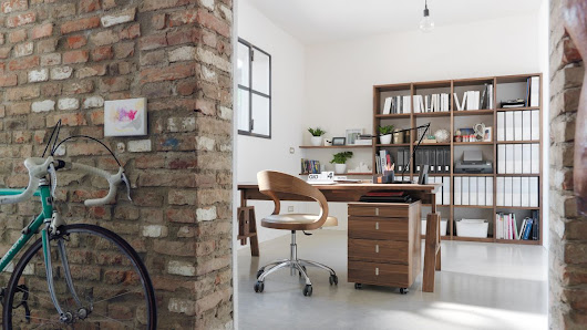 13 design ideas for a home office that makes work a joy