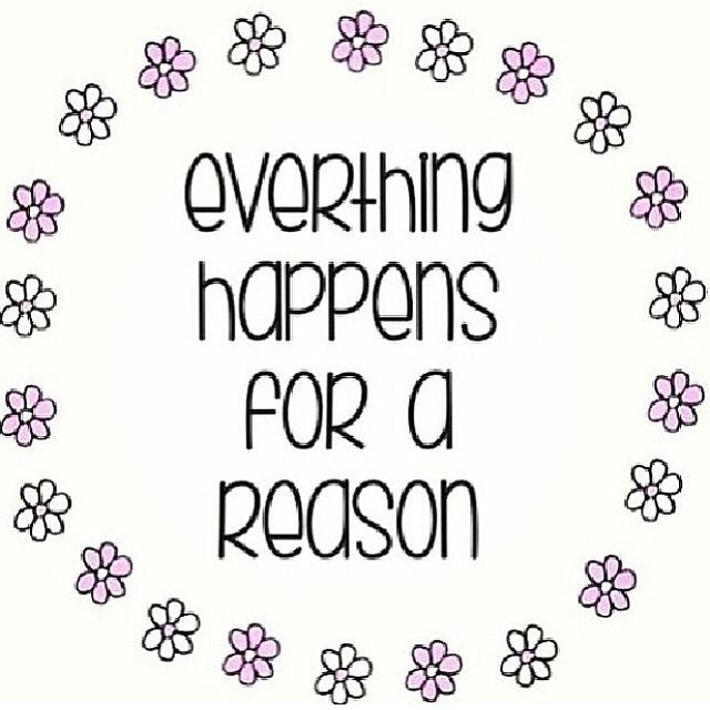 Everything Happens For A Reason Pictures Photos And Images For
