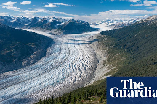 North American glaciers melting much faster than 10 years ago – study — the guardian