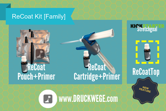 DruckWege ReCoat by A+F Engineering — Kickstarter