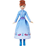 Disney Frozen Olaf's Frozen Adventure Anna Doll