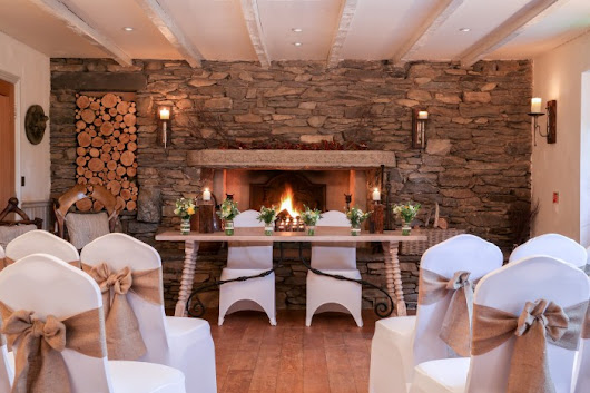 Five Reasons to Get Married at The Wild Boar