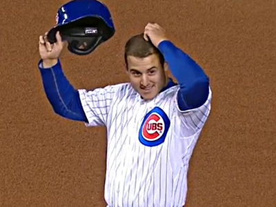 Anthony Rizzo's Show of Kindness Leads to Outpouring of Support