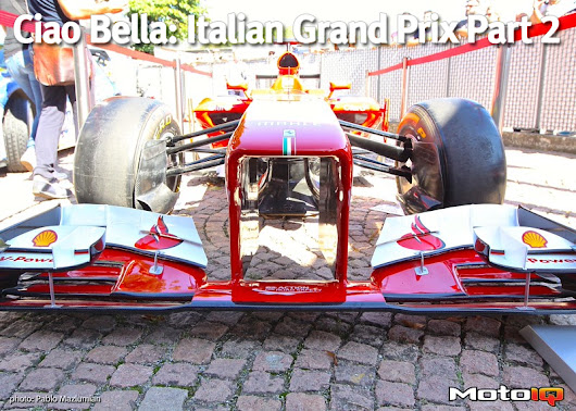 Ciao Bella: Part 2 - More Italian F1 GP, Rally cars, AMG Driving Academy, and more!