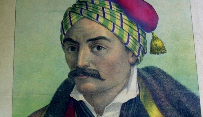 Ο Κωνσταντίνος Κανάρης (ΖΩΝΤΑΝΟΣ ΑΛΕΞΑΝΔΡΟΣ / EUROKINISSI)