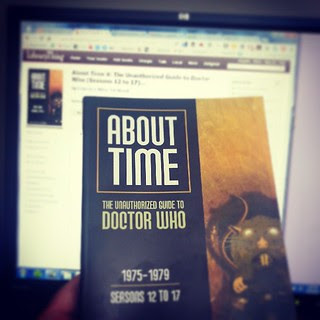 Next To Read: About Time #doctorwho
