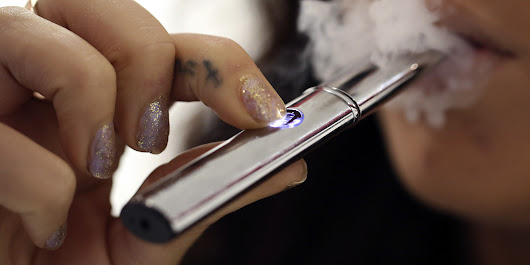 Liquid Death From E-Cigarettes? You've Got a Long Way to Go, Baby