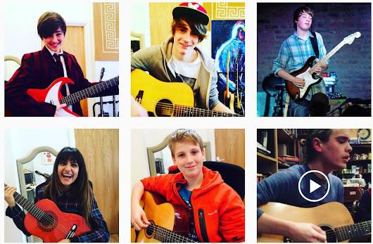 Guitar Lessons Teddington