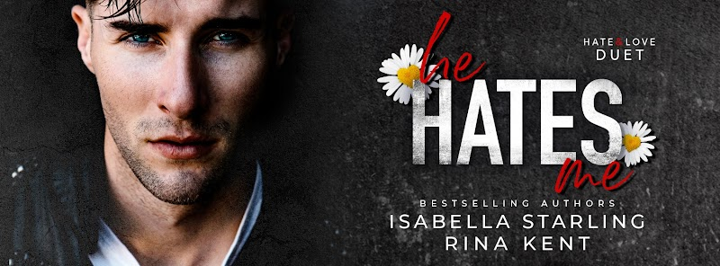 Dual Cover Reveal:  Love & Hate Duet by Isabella Starling and Rina Kent
