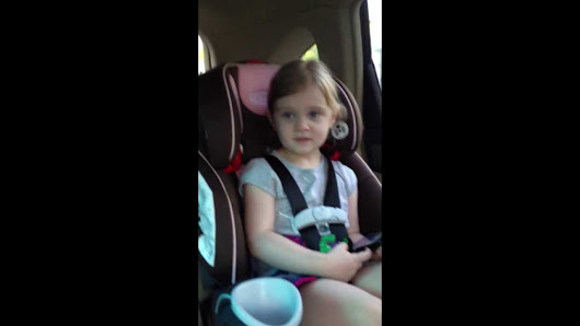4-Year-Old Girl is a Whiz When it Comes to Marvel Superhero Trivia