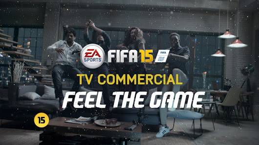 FIFA 15 Official TV Commercial