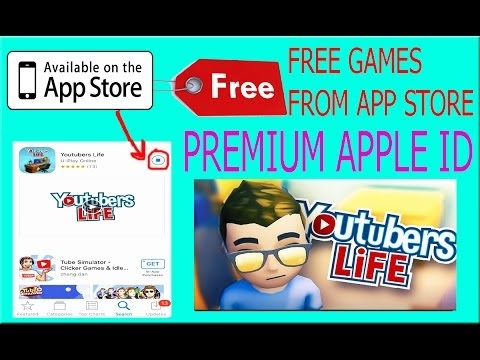 Get Youtubers Life FREE from App Store!! No Jailbreak iOS -  iPhone