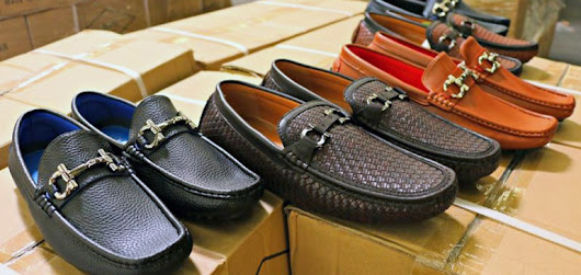 Study: Shopping habits can lead consumers to buy counterfeit shoes