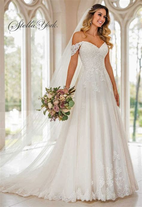 Stella York At Wendy's Bridal Columbus