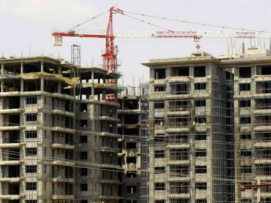 Housing sales fall 35% in 8 cities; supply dips 83% - Times of India