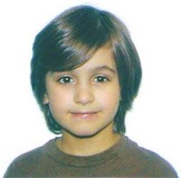 Max's Passport Photo 2010