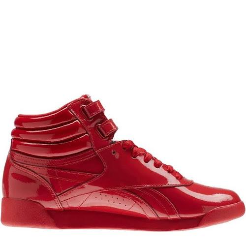 b693a0fb07f ... Black CN2822 VGBRAPS online  Reebok Womens Freestyle Hi Patent Shoes  Primal Red CN2821 special for shoe 175c5 3968c  Reebok Classic ...