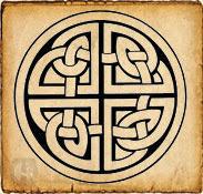 Simbolo celta Nudo Perenne