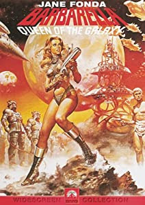 "Cover of ""Barbarella: Queen of the Galaxy..."