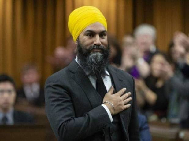 Meet Mr. Jagmeet Singh, the first Indian-origin Non White-Leader in Canada's House of Commons