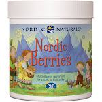 Nordic Naturals Nordic Berries, Multivitamin Gummies - 120 count