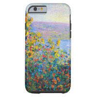 Monet - Flower Beds Tough iPhone 6 Case