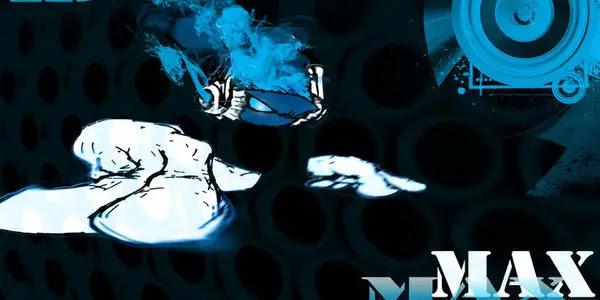 DJ MAD MAX LOGO