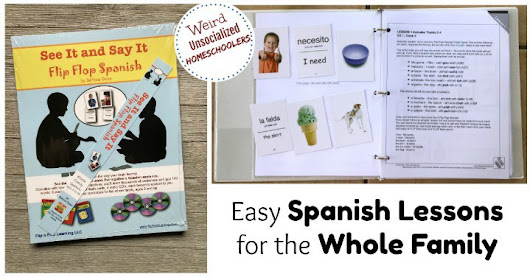 Easy Spanish Lessons for the Whole Family