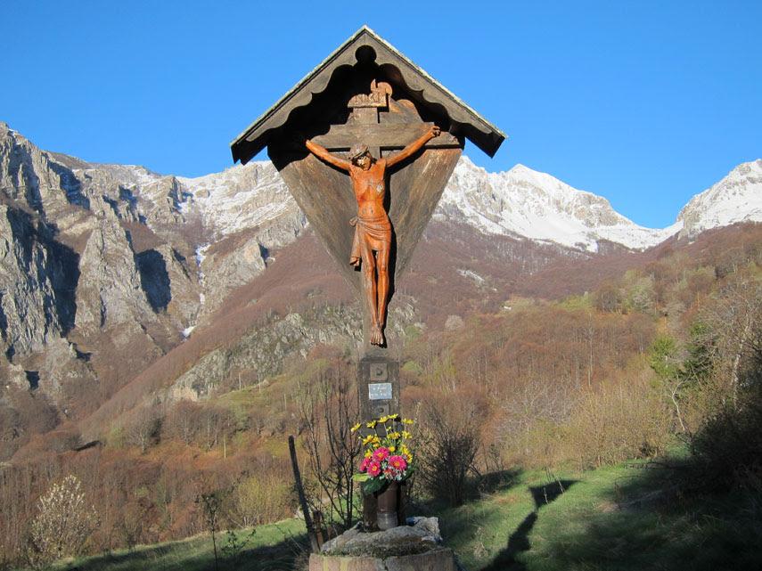 senderismo, Liguria, Italia, Monte Grosso, Alpi