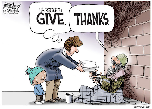 Gary Varvel by Gary Varvel for November 21, 2018 | GoComics.com