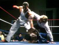 Van Damme in action: No  retreat, No surrender