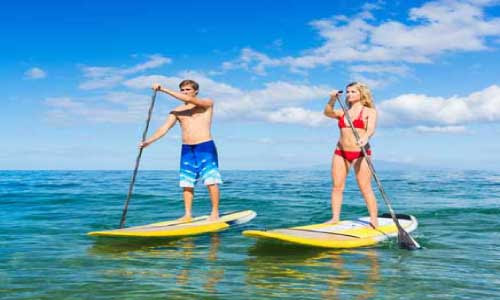 How To Stand Up Paddle Board | Beginner's Guide | White Water Coach
