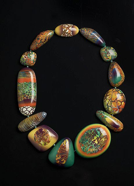 Melanie Muir - Reggae Necklace