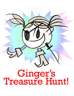 Ginger's Treasure Hunt