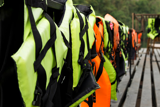 3 Tips to Keep You Safe When You Go Whitewater Rafting