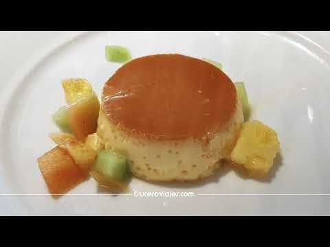 VIDEOS - GASTRONOMIA A BORDO DEL MSC SEASIDE