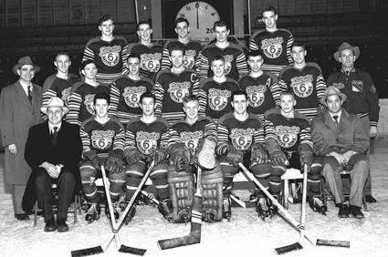 1949-50 lethbridge Native Sons